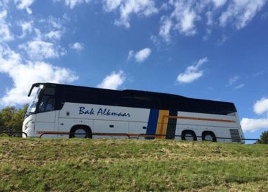 Bakreizen - bus huren met chauffeur