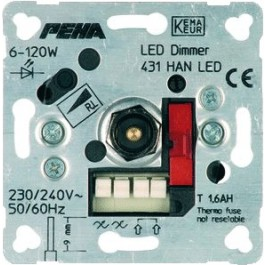 Sandervunderink - Led dimmer