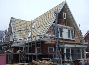 bouwgroephuiskes - Bouwen nieuwe huizen