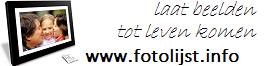 fotolijst - Digitale fotolijst